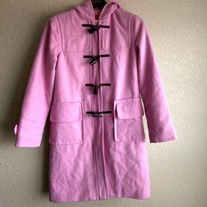 Isaac Mizrahi for Target  Hooded Coat w/ Toggles